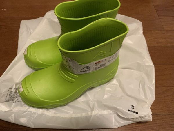 ワークマン 長靴